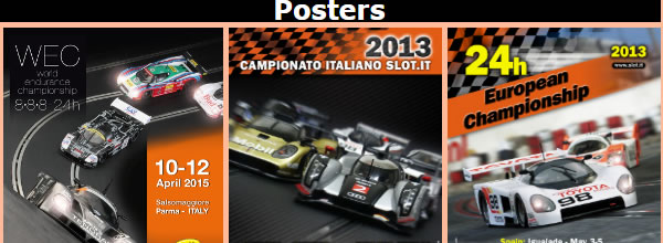 Posters - Slot it