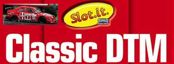 Slot it: les premières Alfa 155 V6 TI DTM Classic