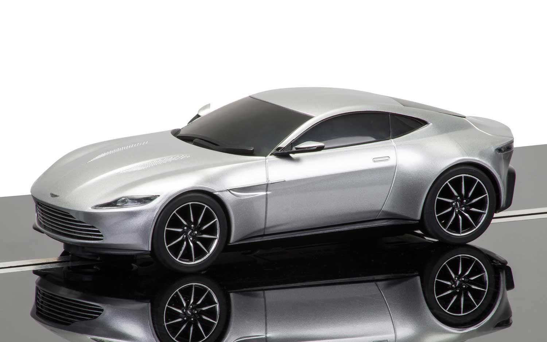 Scalextric: Un coffret James Bond Spectre Twinpack en pré commande