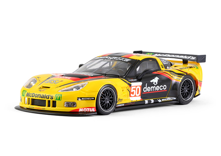 0010AW - Corvette C6R - LMS - Labre Compétition 2011 #50 - AW King EVO3 21K