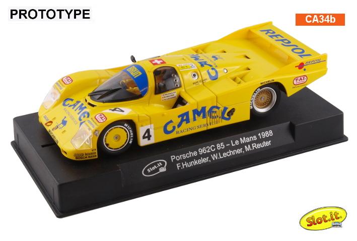 Porsche 962C 85 - Le Mans 1988 - Camel