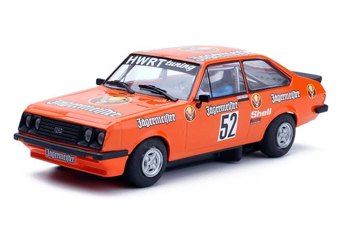 Team Slot: la Ford Escort RS 2000 MkII Jagermeister