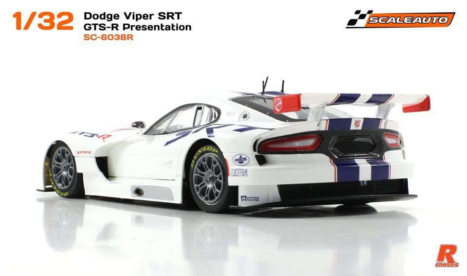 Scaleauto: la Viper GTS-R présentation SRT SC-6038