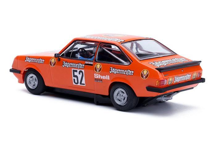 "TeamSlot: la Ford Escort RS 2000 MkII "" Jagermeister "" C.C. Auerberg 1981 / Mario KETTERER."