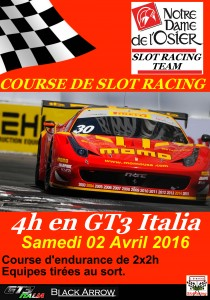 4h en GT3 Italia