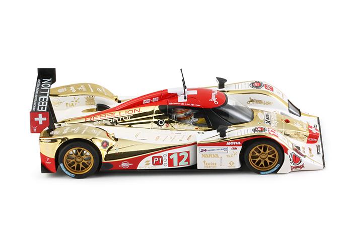 Slot it - Lola B10/60 - 24h Le Mans 2010 Rebellion CA22d