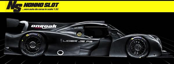 NonoSlot: Prépare un Ligier JS P3 pour les pistes de slot racing