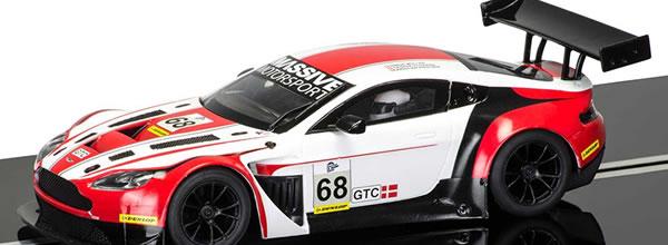 Scalextric: Trois voitures de slot racing bientôt en boutique