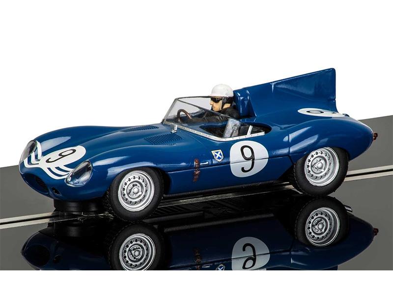 Jaguar D-Type Nurburgring 1000km 1957 - Ivor Bueb & Jock Lawrence – Ref: C3730
