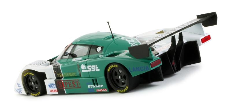 Lancia L2-85 Brands Hatch 1000k's 1986 Ref SICA21e