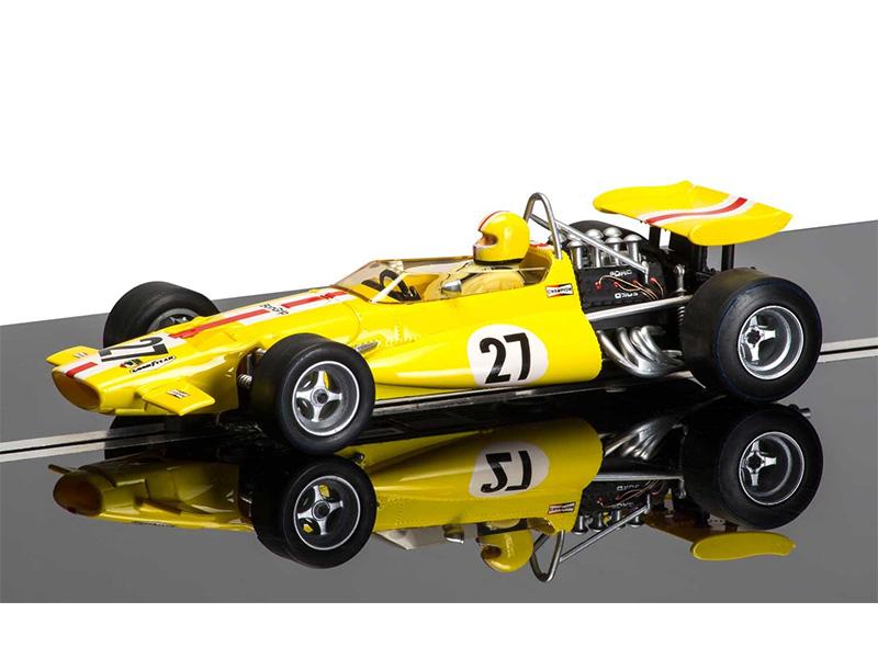 McLaren M7c  1970 US Grand Prix - Watkins Glen & Jo Bonnier - Legends Series – Ref: C3698A