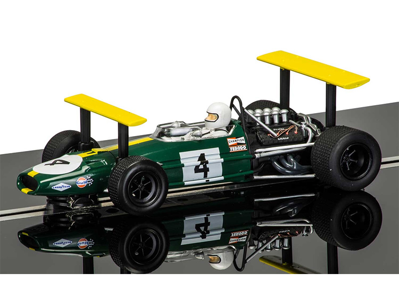 Brabham BT26A-3 1969 Spanish Grand Prix - Jacky Ickx - Legends Series – Ref: C3702A
