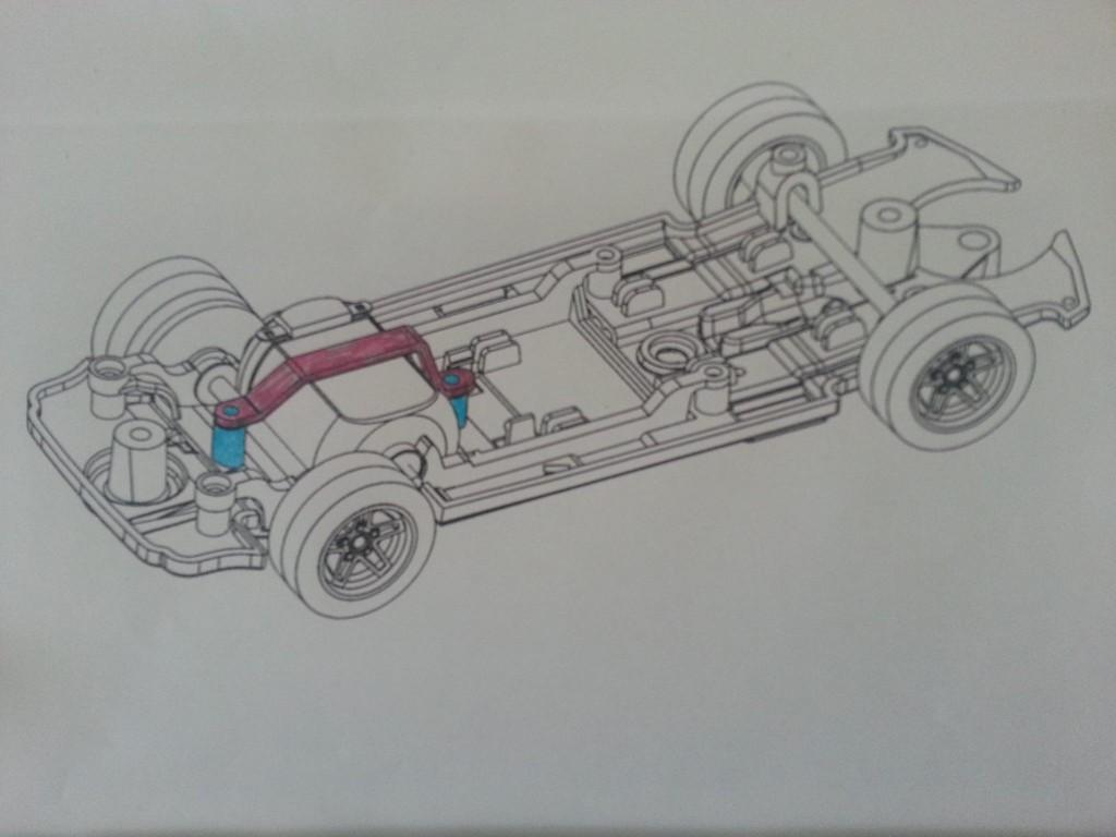 SRC + OSC: Le chassis de la BMW 3.0 dévoilé