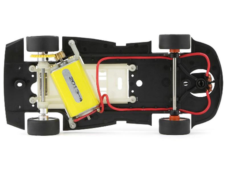 Slot.it: la McLaren F1 GTR #44 Le Mans 1997 (ref CA10i)