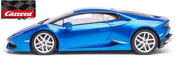 Carrera: Une Lamborghini Huracán LP 610-4 D132 pour le slot