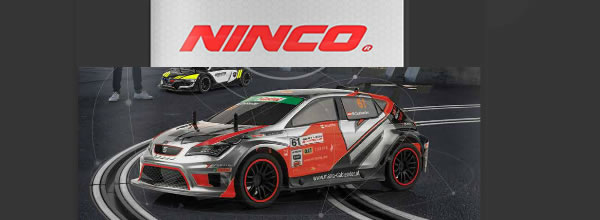 Ninco: le catalogue 2016 enfin disponible