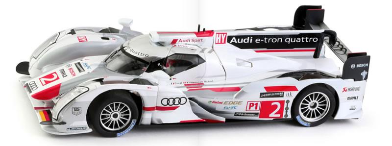 Slot it: L' Audi R18 R18 e-tron quattro #2 CW17 - Limited Edition