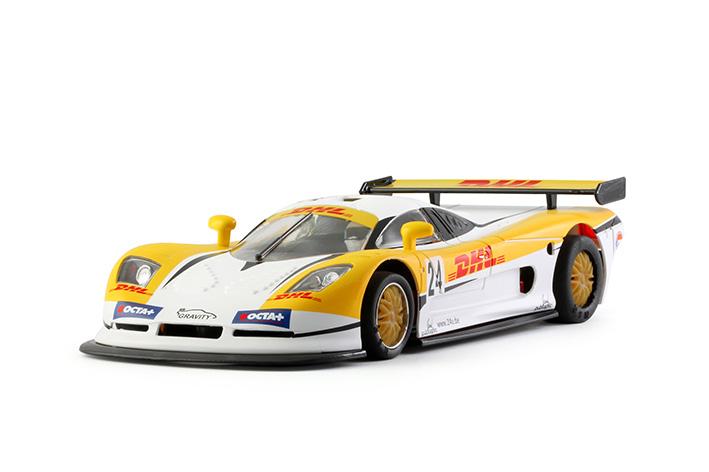 NSR 0012AW Mosler DHL No.24 Belcar 2007 Winner AW King EVO3