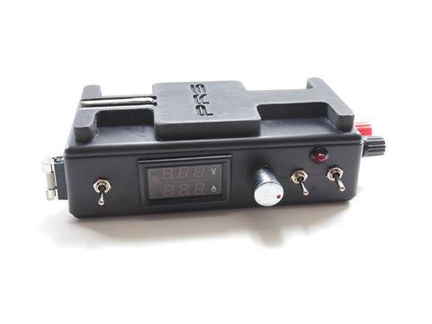 PRS: Un banc de rodage portable pour voitures de slot racing