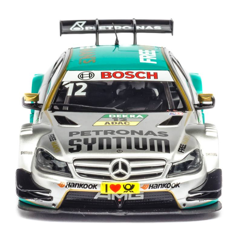 Carrera: La Mercedes C-Coupe  AMG DTM Petronas Syntium