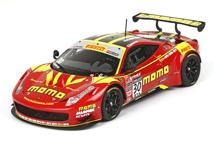 """Black Arrow: La GT3 Italia Pirelli World Challenge - """"MOMO"""""""