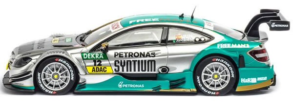 Carrera: La Mercedes C-Coupe  AMG DTM Petronas Syntium (20030742)