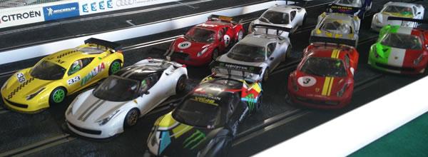 LétratSlot: Championnat GT3 Italia Black Arrow (2ième Manche)