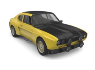 SRC-50301 Ford Capri 2600