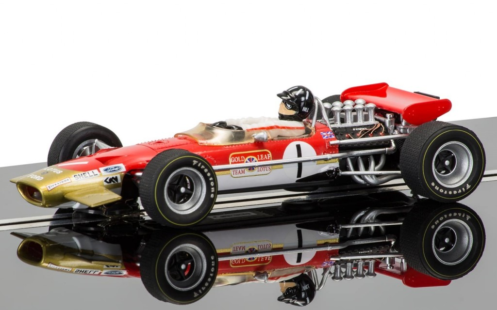 "Serie ""Legends Team"" La Lotus 49 - Graham Hill - ref: C3701A"