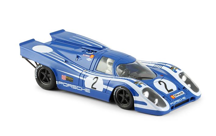 Porsche 917 0017SW Targa Florio 1970 Vic Elford