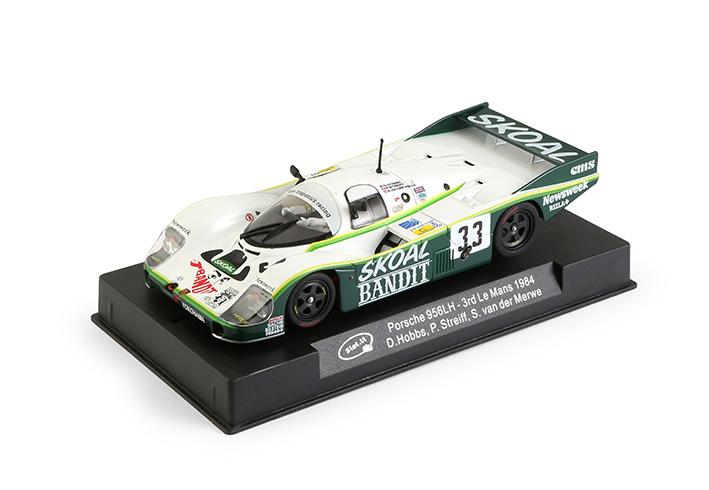 Porsche 956LH n.33 3rd Le Mans 1984