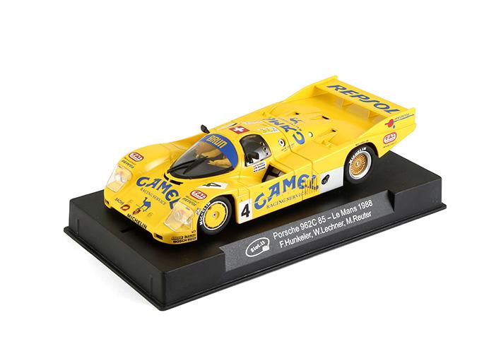 Porsche 962C 85 #4 Le Mans 1988