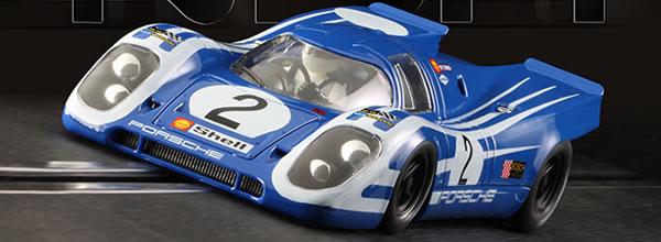 NSR Slot: La Porsche 917 0017SW Targa Florio 1970 Vic Elford