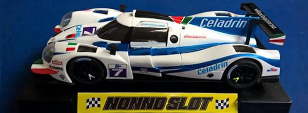 Nonno Slot: la Ligier JS P3 Celadrin Villorba Corse pour le slot