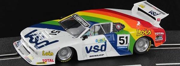 Sideways: la BMW M1 Gr.5 #51 VSD Le Mans 1981 - SW0039