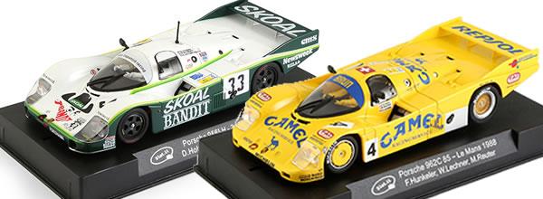 Slot it: Deux répliques de Porsche 956 LH pour l'été