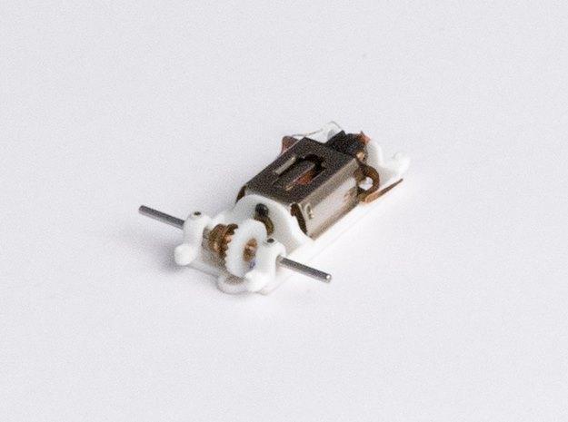 Pour moteur Scalextric référence SCX RX-4 Motor