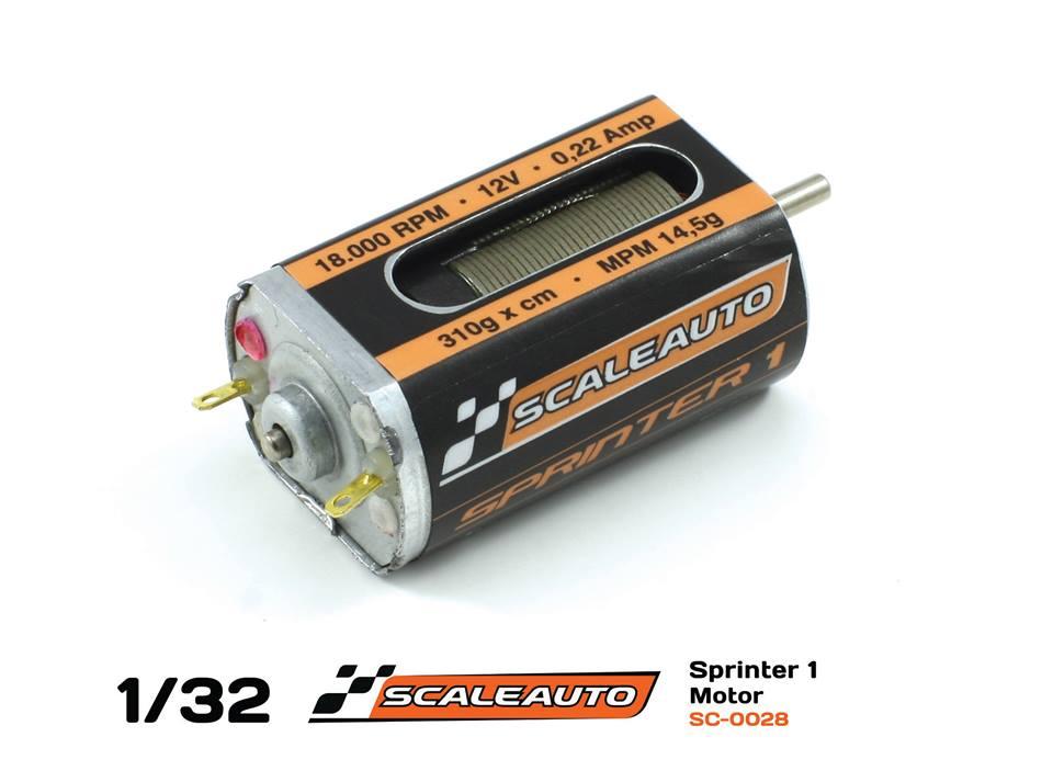 Moteur Sprinter-1 référence SC-0028