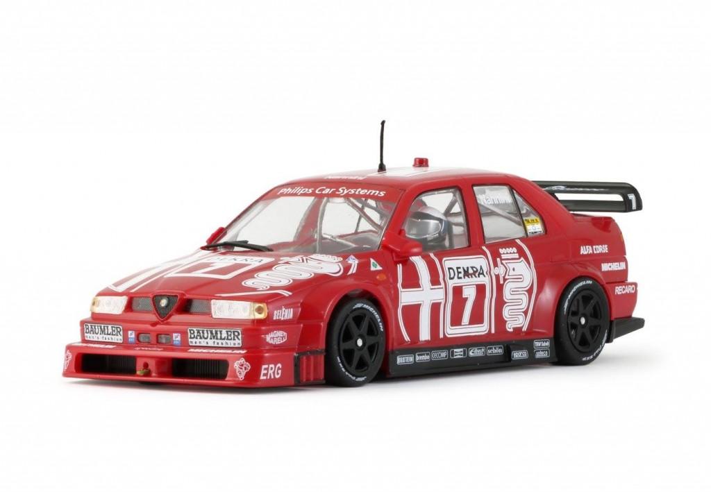 Slot it: L' Alfa Romeo 155 V6 TI n.7 Nordschleife DTM 1993 CA35a