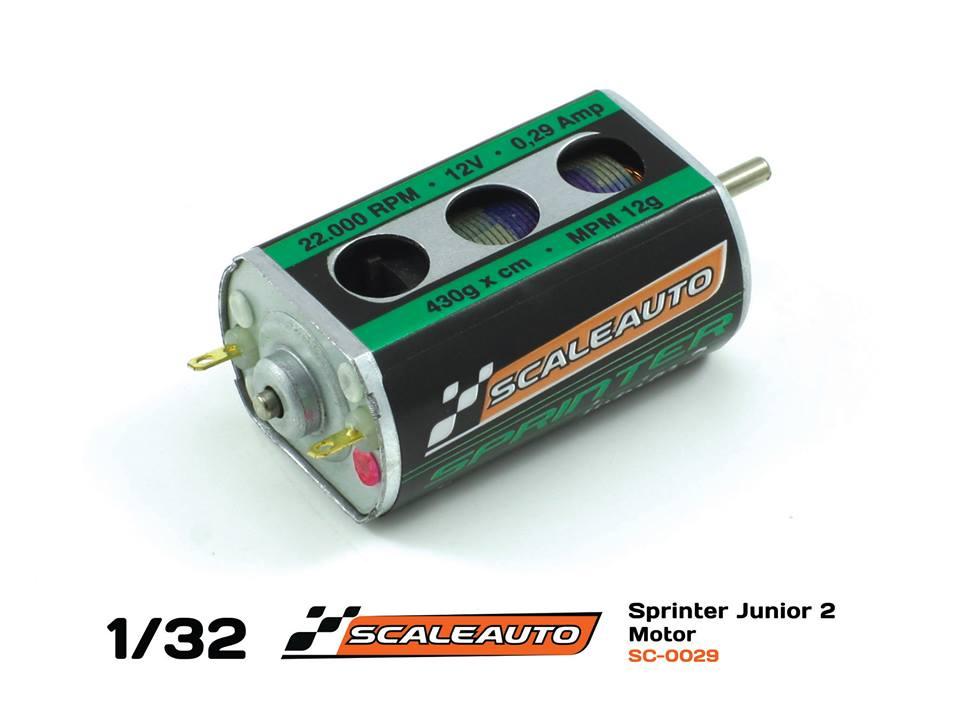 Moteur Sprinter-Junior 2 référence SC-0029