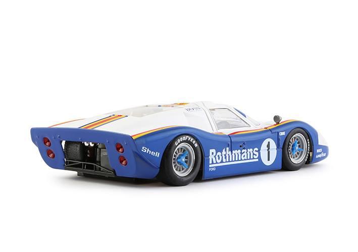 NSR Slot: La Ford MK IV Rothmans