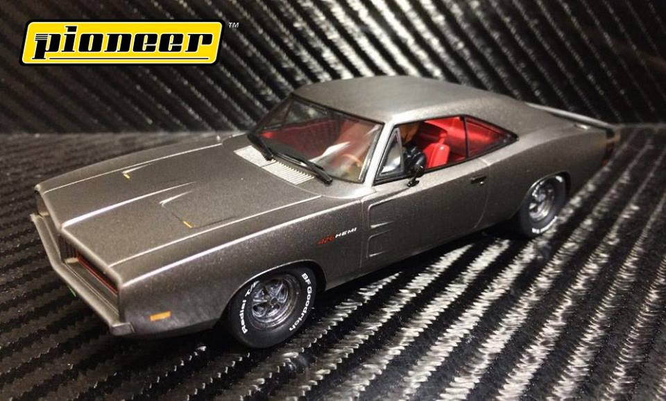 "Dodge Charger 1969 ""Stealth"""