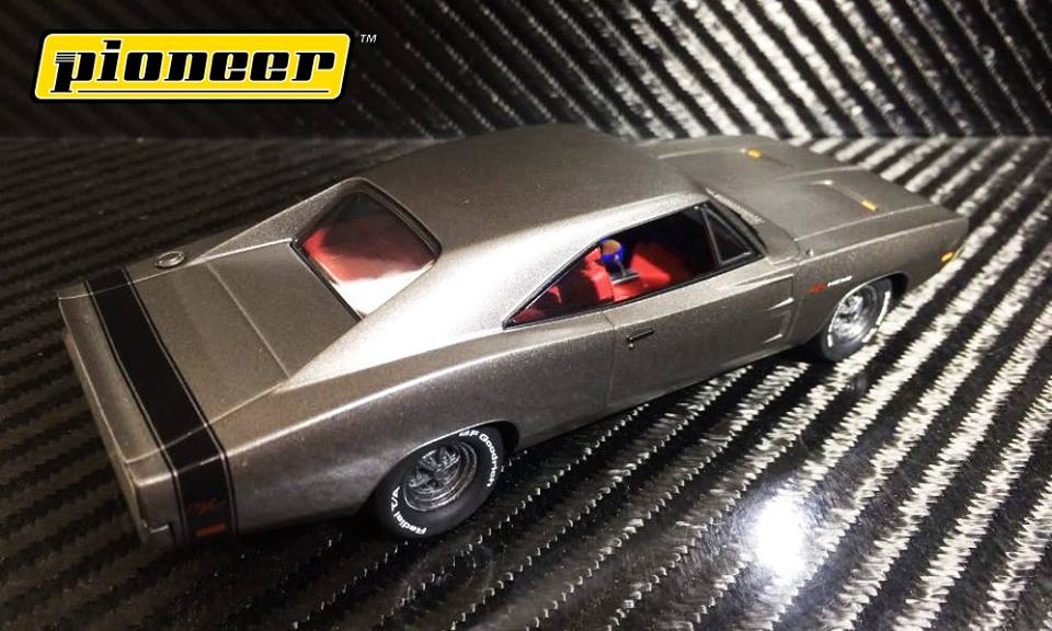 """Dodge Charger 1969 """"Stealth"""""""