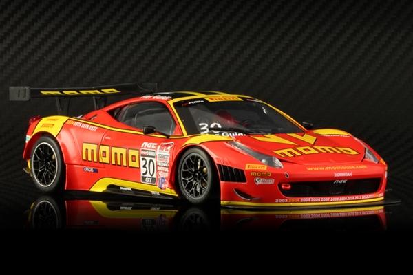 Black Arrow: la GT3 Italia Momo Red 2015 en précommande
