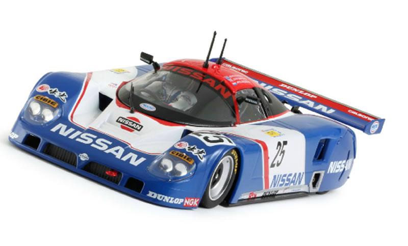 Slot.it: la Nissan R90V #25 24h Le Mans 1989 - CA28D
