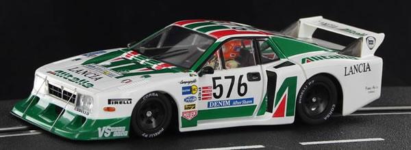 Sideways: La Lancia Beta Montecarlo Turbo Gr.5 Giro D'italia 1979