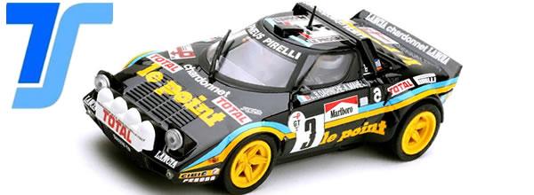 Team Slot: la Lancia Stratos HF Tour de France 1980