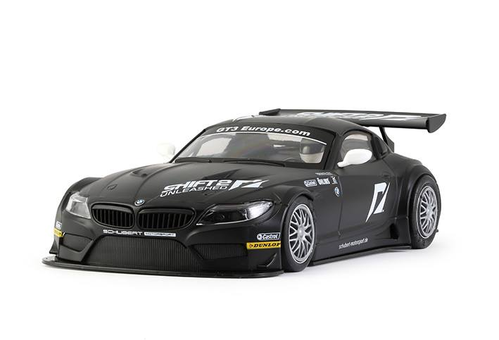 Bmw z4 NSR black présentation Blancpain endurance séries 2011, code 0019 SW
