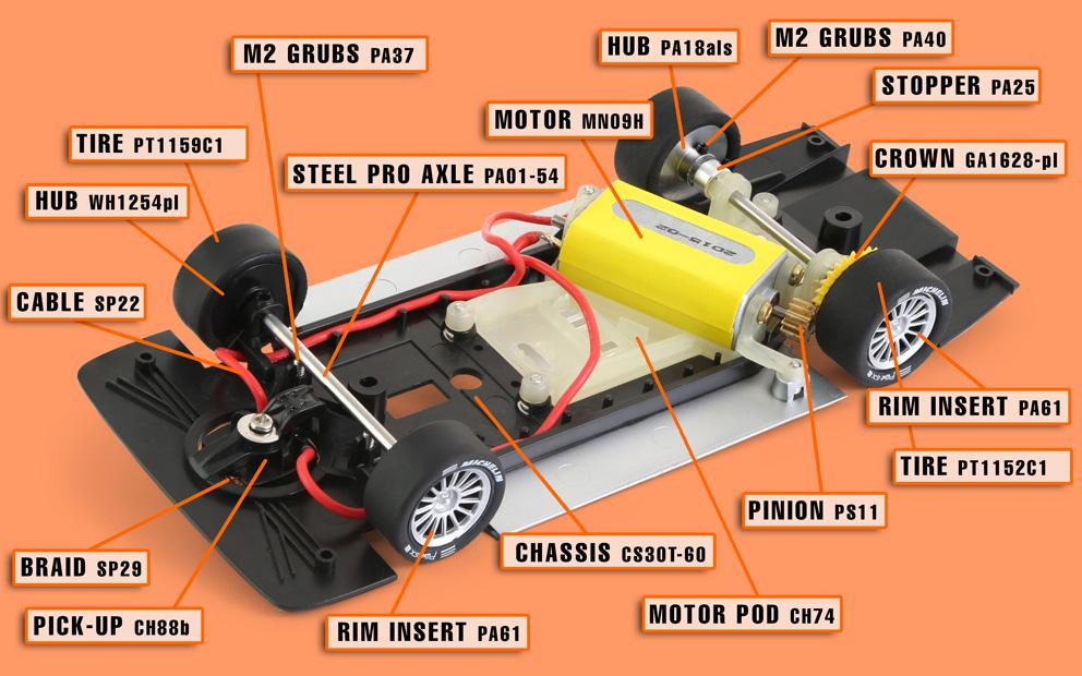 Audi_R8_LMP_chassis