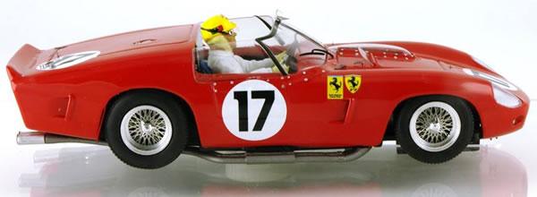 Le Mans Miniatures: Deux Ferrari TR61 pour le slot arrivent